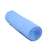 国产 洗车毛巾 中号 43cm*32cm  鹿皮巾 (颜色随机)
