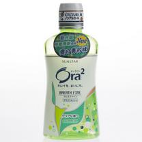 皓乐齿 Ora2 漱口水 460ml/瓶 12瓶/箱 (爽口青柠味)