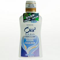皓乐齿 Ora2 漱口水 450ml/瓶 12瓶/箱 (天然薄荷)