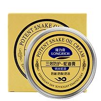 隆力奇80g三效防护蛇油膏