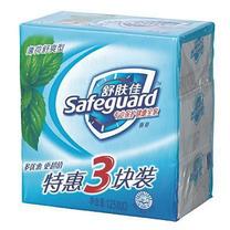 舒肤佳 Safeguard 香皂 115g/块  3块/组 24组/箱 (薄荷舒爽型)(按组订购)