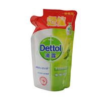 滴露 Dettol 健康抑菌洗手液 450ml/袋 12袋/箱 (植物呵护) (补充液)