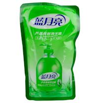 蓝月亮 bluemoon 芦荟抑菌洗手液 500g/袋 12袋/箱 (补充液)