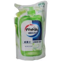 威露士 Walch 健康抑菌洗手液 525ml/袋  12袋/箱 (青柠盈润)