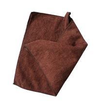 国产 超细纤维毛巾 30*70cm (咖色) (新老包装交替以实物为准)