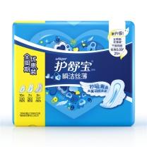 护舒宝 whisper 瞬洁丝薄全周期优惠装 卫生巾 25片