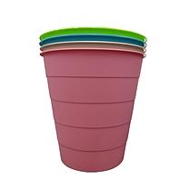 晨光 M&G 清洁桶 ALJ99412 时尚圆形