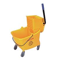 白云 清洁榨水车 挤水桶 32L
