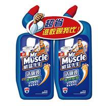 威猛先生 Mr Muscle 强效洁厕液双包装 500g*2/套 12组/箱
