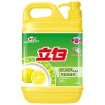 立白 洗洁精 清新柠檬 1500g  (交行链接)