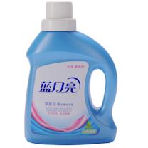 蓝月亮 bluemoon 护理洗衣液 1kg/瓶 (深层洁净)