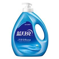蓝月亮 bluemoon 手洗专用洗衣液 1kg/瓶  (风清白兰)