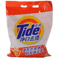 汰渍 Tide 洗衣粉 1.55kg/袋 6袋/箱 (净白去渍)