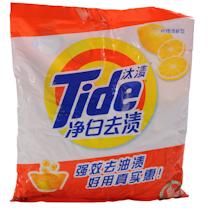 汰渍 Tide 洗衣粉 508g/袋  12袋/箱 (净白去渍)