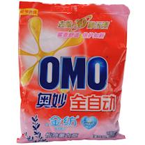 奥妙 OMO 全自动无磷洗衣粉 560g/袋  12袋/箱