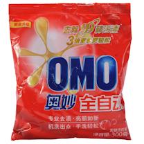 奥妙 OMO 全自动无磷洗衣粉 300g/袋 20袋/箱
