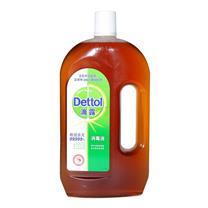 滴露 Dettol 消毒液 1200ml/瓶 6瓶/箱