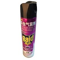 雷达 Raid 杀虫气雾剂 600ml/瓶 24瓶/箱 (无香)