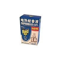 雷达 Raid 电热蚊香液 36瓶/箱 (无香 40晚)