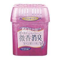 白元 颗粒型消臭剂 180g/盒  (熏衣草香)
