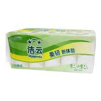 洁云 Hygienix 卷筒卫生纸双层 116209  175段/卷 20卷/提 6提/箱 (仅限上海北京可售)
