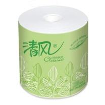 清风 Breeze 卷筒卫生纸双层 B202A  250段/卷 10卷/提 10提/箱