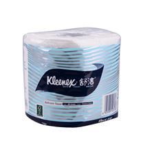 金佰利 Kimberly-Clark 舒洁双层小卷纸 0316  280段/卷 10卷/提 10提/箱