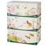 洁云 Hygienix 国色盒装面巾纸双层 132502 200抽/盒 3盒/提 16提/箱