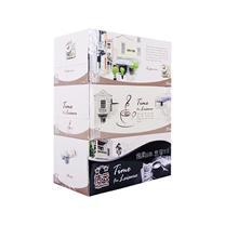 洁云 Hygienix 尚品系列盒装面巾纸双层 132513 200抽/盒 3盒/提 16提/箱