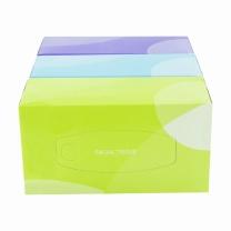 欧迪办公 Office Depot 盒装面纸 FTD200 双层 200抽/盒  3盒/提 12提/箱