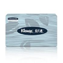 金佰利 Kimberly-Clark 舒洁塑包面巾纸 双层 94466 150抽/包  3包/提 16提/箱