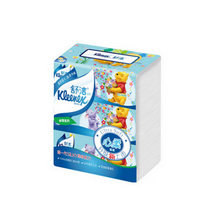 金佰利 Kimberly-Clark 舒洁丝柔系列迪斯尼袋装面纸 2107  200抽/包 3包/提 20提/箱
