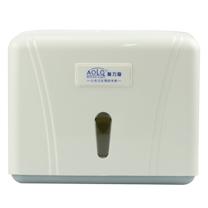奥力奇 塑料擦手纸纸架 AQ-504W (白色)
