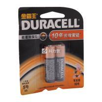 金霸王 DURACELL 碱性电池 5号  2节/卡 (新老包装随机发货)