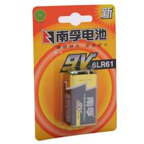 南孚 NANFU 碱性电池 9V 1节/卡