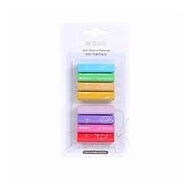 晨光 M&G 彩虹7号碱性电池 ARC92551 (彩色) 8粒吸卡