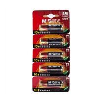 晨光 M&G 5号碱性电池 ARC92566 (黑金色)