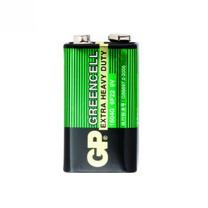 超霸 GP 碳性电池 1604G-S1 9V 1节/卡 (工业版)