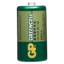 超霸 GP 碳性电池 2号  2节/卡
