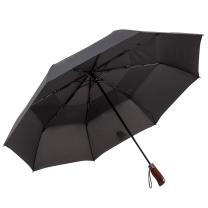 美度 双层全自动三折男士商务晴雨伞 M3118 8骨 65cm*8K (颜色随机)