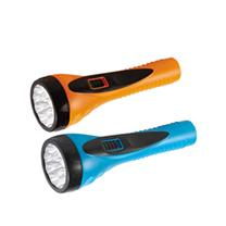 得力 deli LED充电式手电筒 3664  (12灯头)