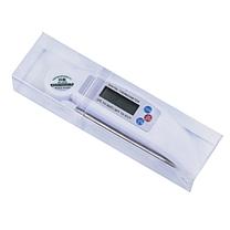 科舰 油温计油炸电子温度计厨房油温表 PT301 (白色+收纳盒)