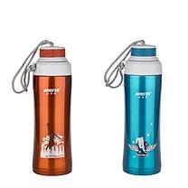 哈尔斯 真空运动瓶 HDO-450A 450ml (橙色/褐色/白色/黑色) HDO-450A 450ml (橙色/褐色/白色/黑色) 30只/箱