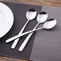 DELWINS 不锈钢饭勺汤勺 21*4.2cm