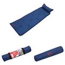 探路者 春夏新款户外便携防潮垫自动充气垫 ZEFF80006 186*56*2.5cm  6张/箱