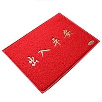 强迪 地垫 FHD-01 (红色) 60*90cm