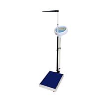 华驰 身高体重秤 CLP-10303  电子身高体重秤 150kg/100g 充电式