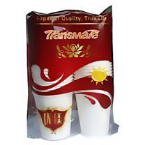 传美 TRANSMATE 白纸杯 9盎司 50个/袋 (仅限上海)