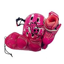 美洲狮 滑轮鞋 828套装