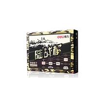 得力 deli 密胺陆战棋 6737 (原木色)